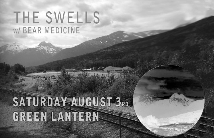 August 3 w/The Swells