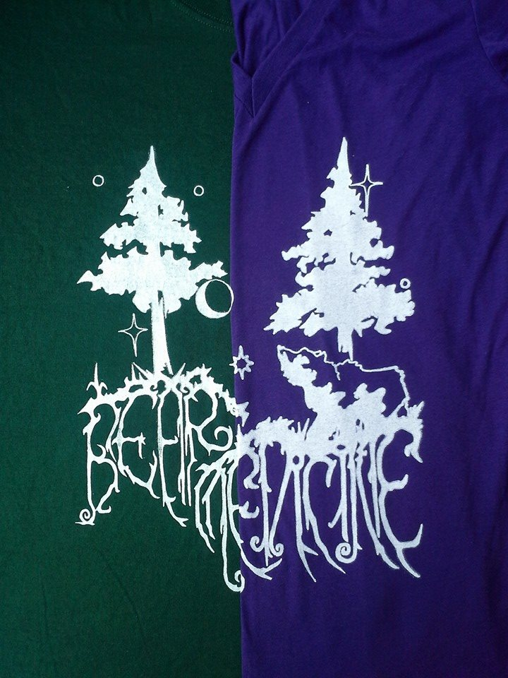 Bear Medicine T-Shirts are now available!